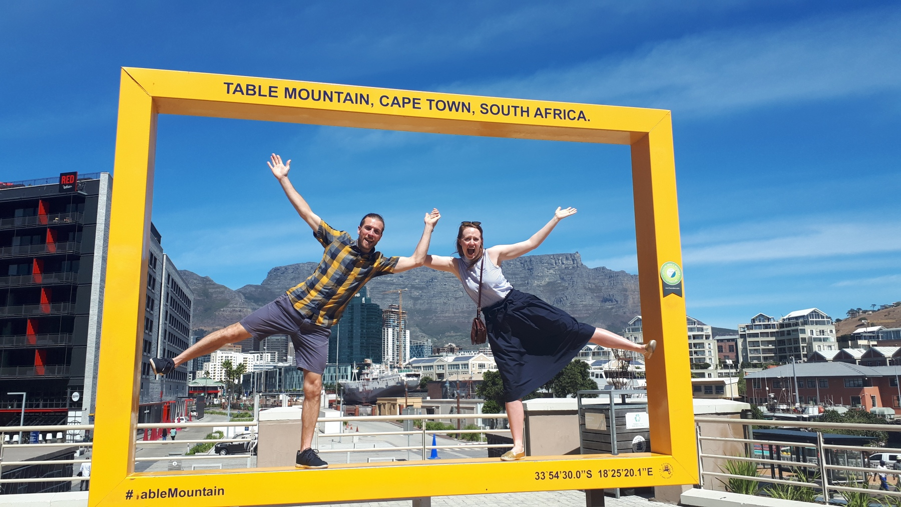 Welcome to Cape Town