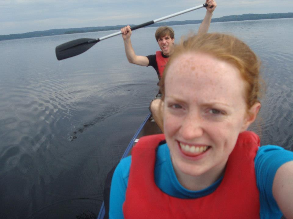 canoe sweden