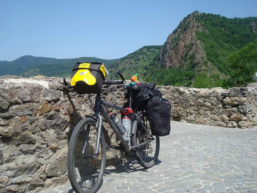 Nächstes Abenteuer: Mit dem Fahrrad quer durch Großbritannien