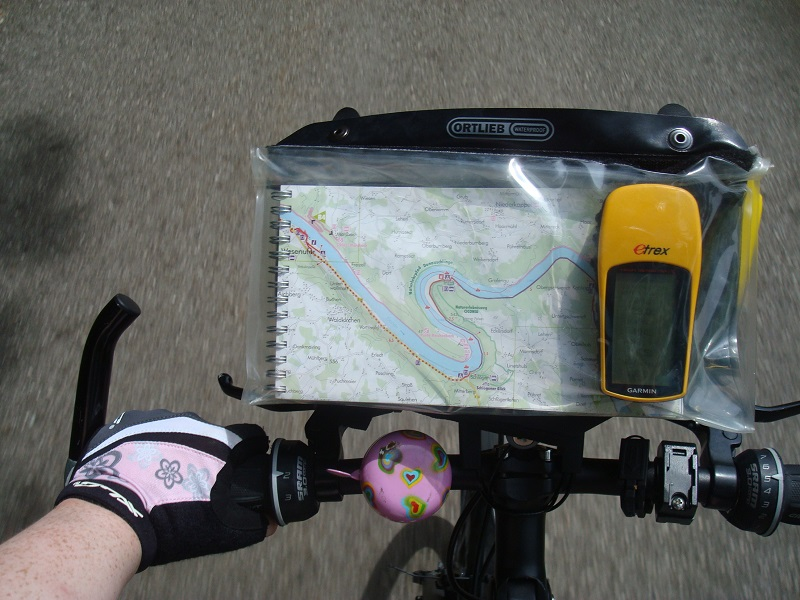 How to train for a long distance bike ride