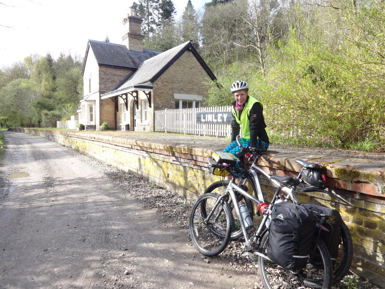 Auf alten Bahntrassen durch verträumte englische Landschaften - LEJOG