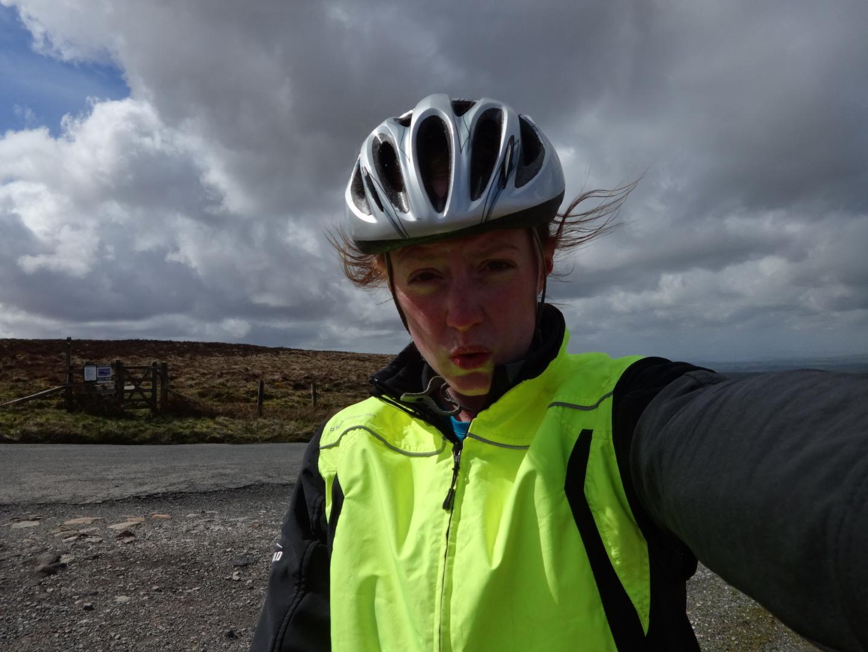 Gegenwind in Schottland beim LEJOG