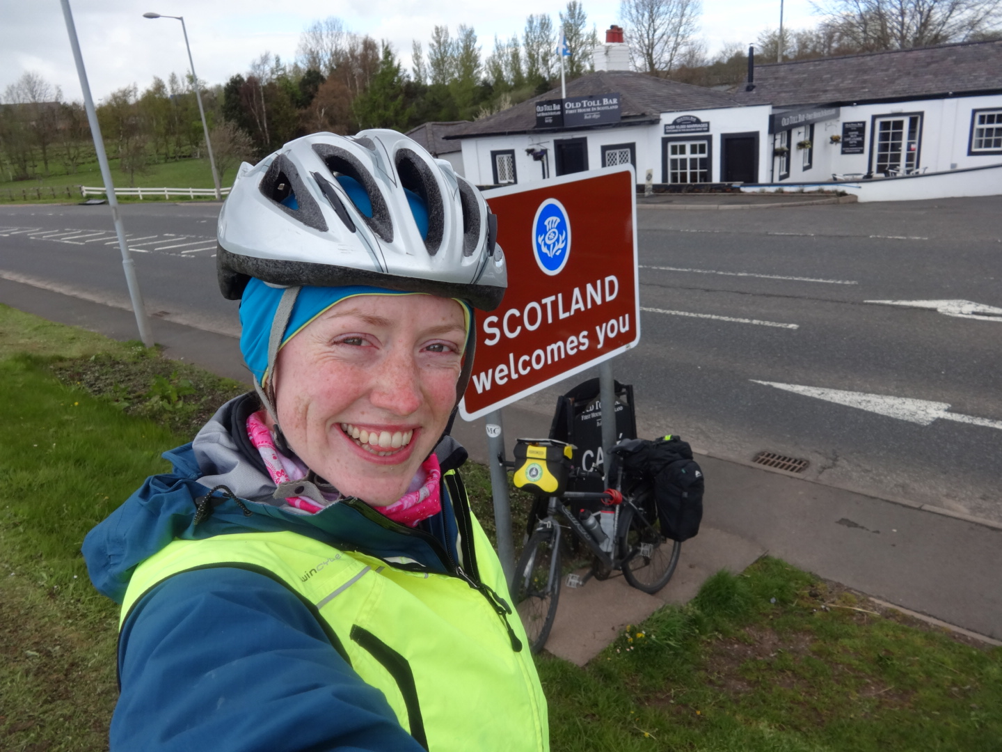Scotland welcomes you on your bike