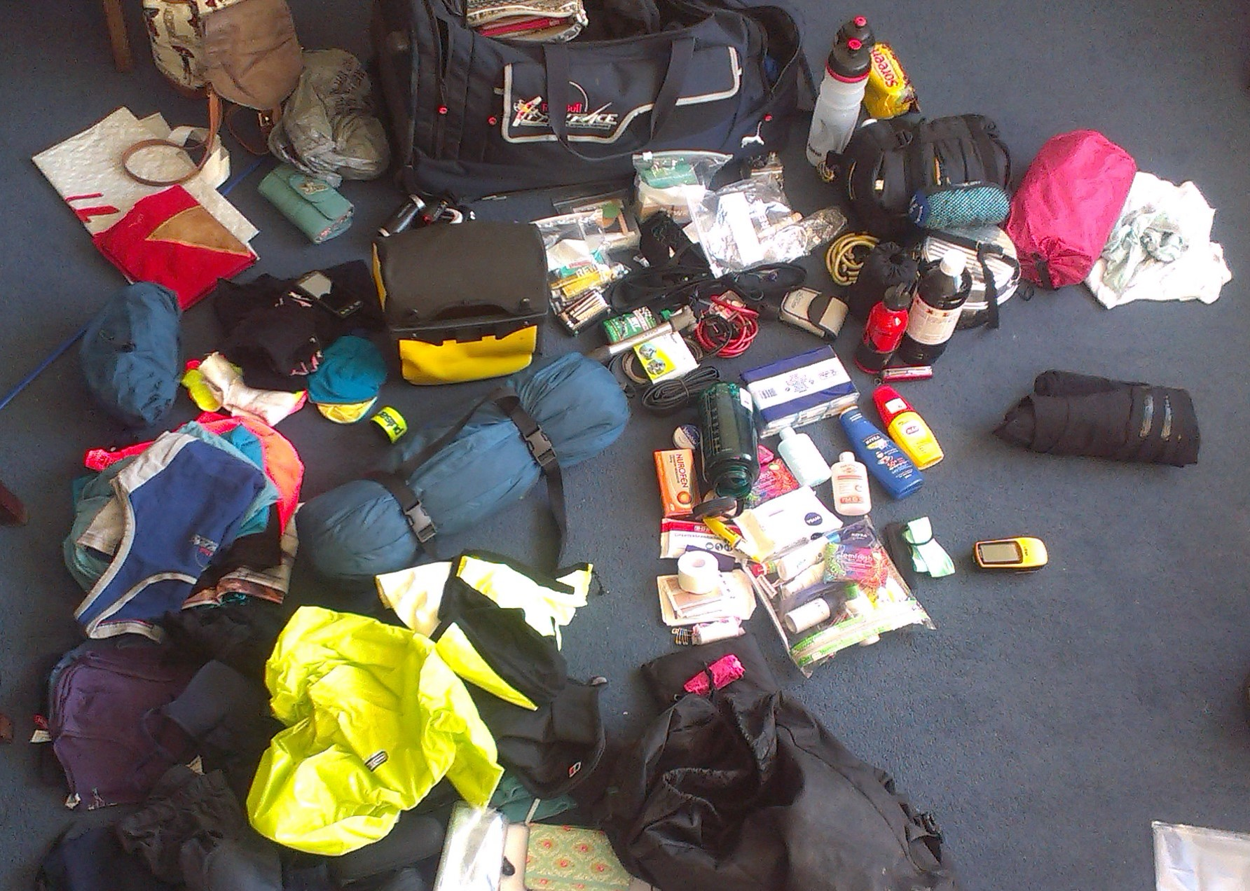 My top packing tips for cycle touring