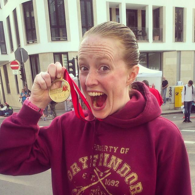 Cologne Marathon - Race Review