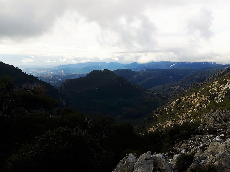 mallorca gr221 trail valldemossa deia tramuntana