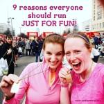 Berlin Half Marathon fun run