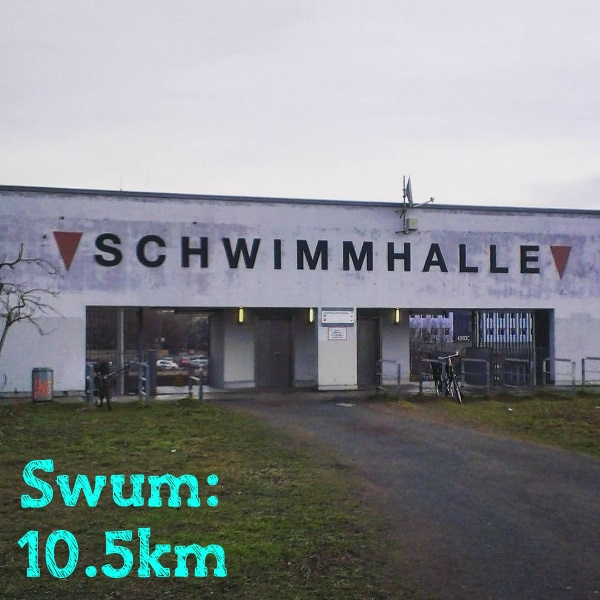 swim training triathlon