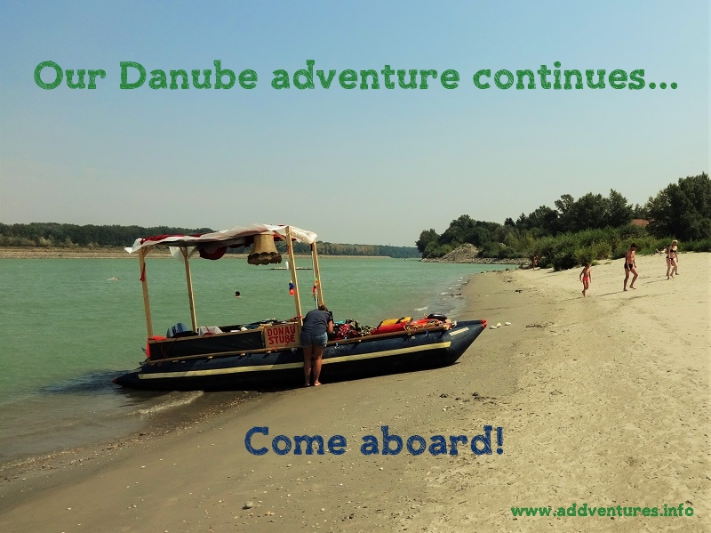 The Donau Stube is looking for new crew members!