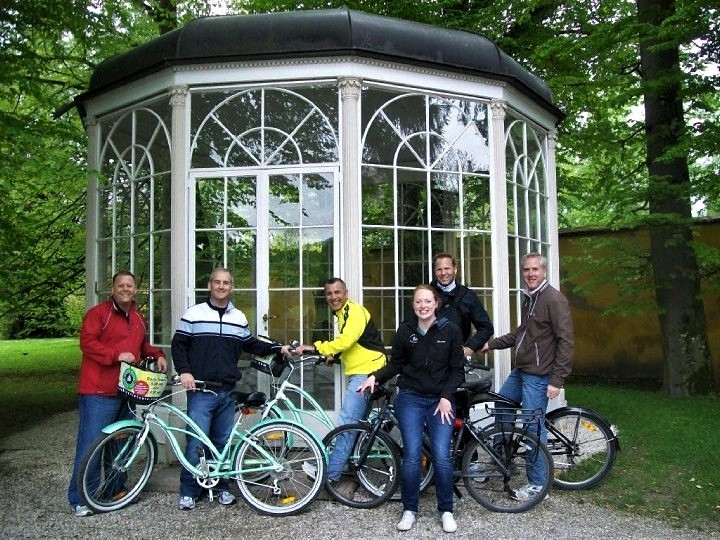 cycling sound of music tour