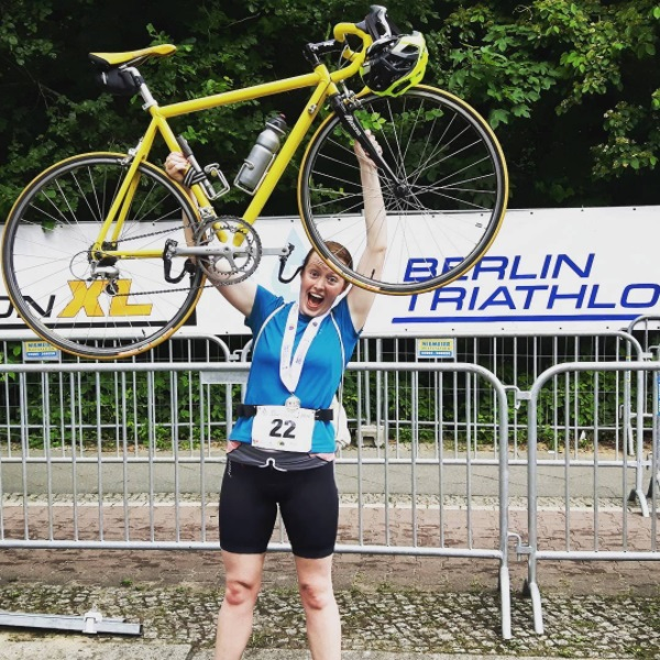 Berlin Triathlon olympic distance